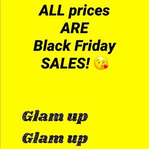 Other - BLACK FRIDAY SALES are reflected in ALL items! 💰